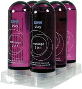 Durex Play Massage - 6 x 200 ml - Glijmiddel