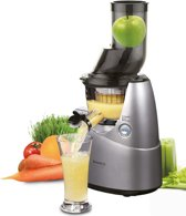 Kuvings Big Mouth B6000 - Slowjuicer - Zilver