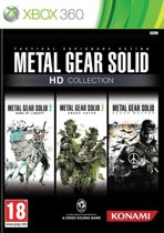 Metal Gear Solid HD Collection /X360