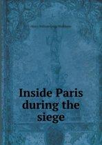Inside Paris During the Siege