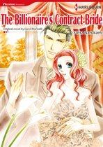 THE BILLIONAIRE'S CONTRACT BRIDE (Harlequin Comics)