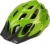 ABUS MountX - Kinder fietshelm - Apple Green - S (48-54cm) - Groen