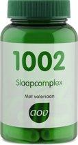 AOV 1002 Slaapcomplex Voedingssupplement - 30 Capsules