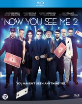 Now You See Me 2 (Blu-ray) (Steelbook)