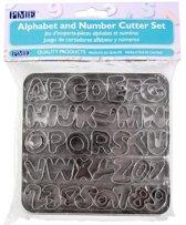 PME Cutter Set Alfabet & Nummers