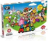 Super Mario Puzzle 500pc
