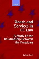 Goods and Services in EC Law