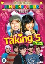 Taking 5 - De Ultieme High School Music Strijd (dvd)
