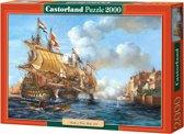 Copy of Battle of Porto Bello puzzel 3000 stukjes