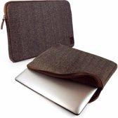 Herringbone Tweed protective sleeve case cover 11 inch Laptop