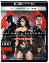 Batman V Superman: Dawn Of Justice - Extended (4K Ultra HD Blu-ray)