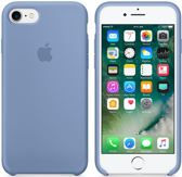 Apple Siliconen Back Cover voor iPhone 7/8 - Azuurblauw