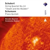 Schubert : String Quartet, 'Death And The Maiden' / Schumann : Piano Quintet