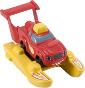 Fisher Price Blaze En De Monsterwielen Sonic Speedboat Blaze Badspeelgoed