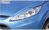 RDX Racedesign Koplampspoilers Ford Fiesta VII 2008-2012 (ABS)