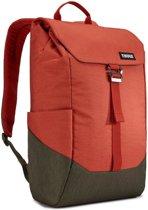 Thule Lithos Backpack -Laptop Rugzak - 16L / Rood