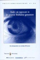 Politiewetenschap 56 - Stads- en regioscan in de grootste Brabantse gemeenten
