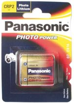Panasonic Photo Lithium Battery CR-P2