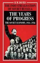The Industrialisation of Soviet Russia Volume 6