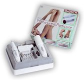 Peter Bausch Manicure Pedicure Apparaat en Pedipeel Combi Set 0333