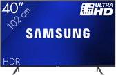 Samsung UE40NU7120W - 4K tv