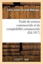 Trait de Science Commerciale Et de Comptabilit Commerciale