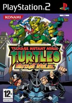 Teenage Ninja Turtles Mutant Melee