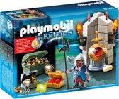 Playmobil Bewaker  van de koningsschat  - 6160