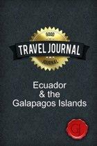 Travel Journal Ecuador & the Galapagos Islands