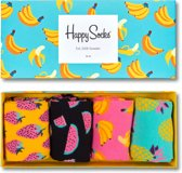 Happy Socks Giftbox (4-pack) Fruit Sokken - 41/46