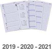 Kalpa 6217-19-20-21 Personal-Standaard organiser week agenda NL 2019-2020-2021