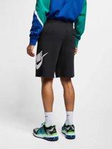 """""""Nike Sportswear FT Alumni short heren zwart/wit """""""