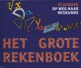Boek cover Het grote rekenboek plusboek van Henk Pfaltzgraff