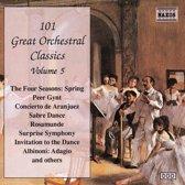 101 Great Orchestral Classics Vol 5