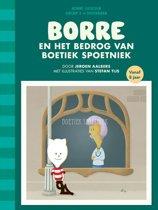 De Gestreepte Boekjes - Groep 5 november: Borre en het bedrog van Boetiek Spoetniek