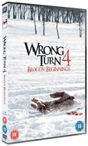 Wrong Turn 4 Dvd