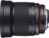 Samyang 24mm f/1.4 ED AS IF UMC - Prime lens - geschikt voor Fujifilm X