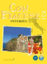 Con piacere 2 werkboek + audio-cd