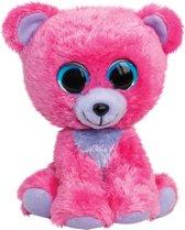 Lumo Stars Bear Raspberry Big 24cm