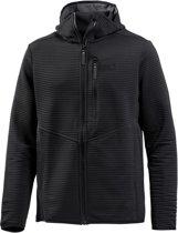 Jack Wolfskin Modesto Hooded Fleece Vest - Heren - Black