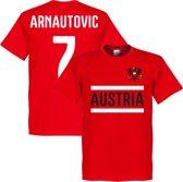 Oostenrijk Arnautovic 7 T-Shirt - S