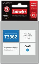 ActiveJet AE-33CNX inktcartridge Compatible Cyaan 1 stuk(s)