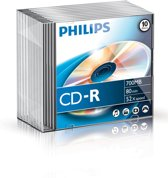 Philips CD-R CR7D5NS10/00