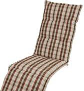 Kopu - Bradford Deckchairkussen - Grey