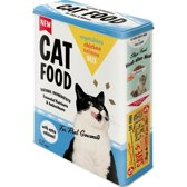 Nostalgic Art Bewaardoos 3D Cat Food XL