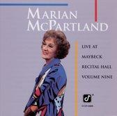Live At Maybeck Recital Hall, Vol. 9