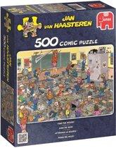 Jan van Haasteren Vang de muis - Puzzel 500 stukjes