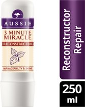 Aussie 3 Minute Miracle Reconstructor Haarmasker - 250ml