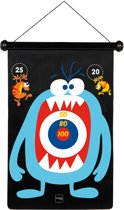 Scratch Spel Darts Monsters Magnetisch