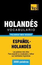 Vocabulario Espa ol-Holand s - 3000 Palabras M s Usadas